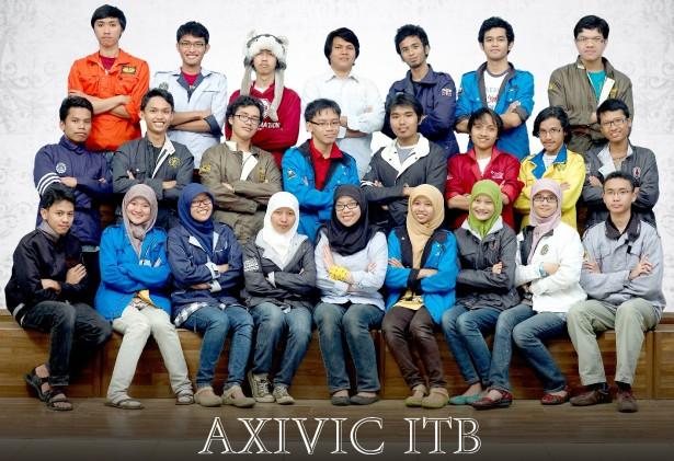 Axivic ITB Full Team!